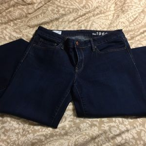 Gap 1969 31 Tall Sexy Boot Jeans